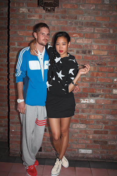 Лукбуки: Adidas Originals SS 2012. Изображение № 22.