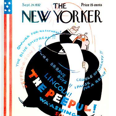 10 иллюстраторов журнала New Yorker. Изображение №2.