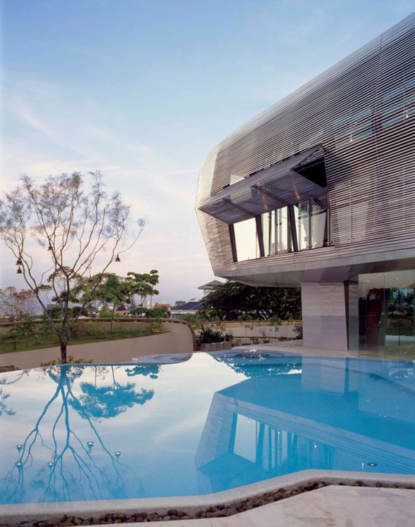 Резиденция вКуала-Лумпура. Малайзия. Изображение № 4.