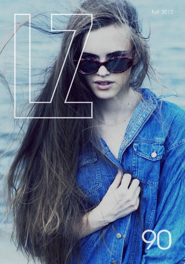 Вышел осенний номер LZ magazine! Первый независимый глянец в Украине.. Изображение № 13.