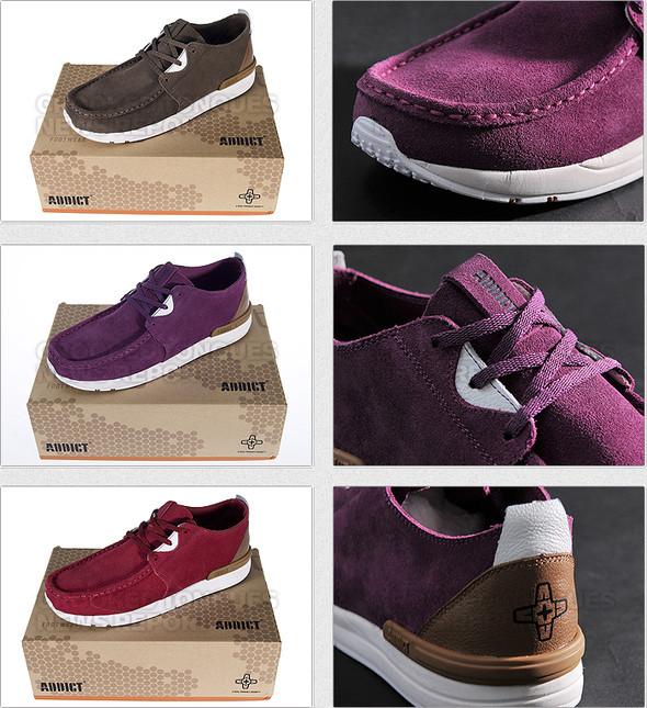 Первая коллекция обуви Addict. Изображение № 4.