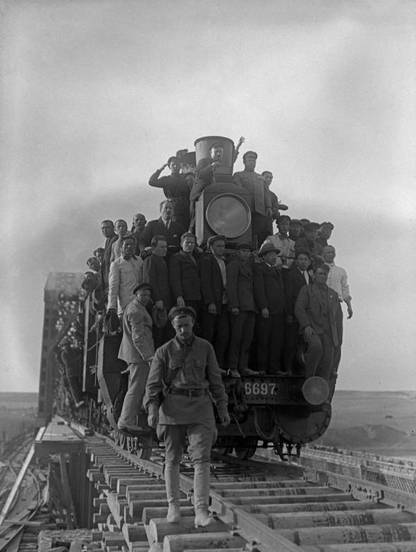Аркадий Шайхет. Продолжение. 1928-1931. Изображение № 6.