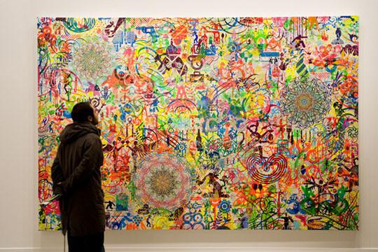 """Выставка """"Studio Franchise"""" художника Ryan McGinness. Изображение № 2."""