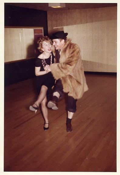 Dance Lessons 1958–1962. Изображение № 26.