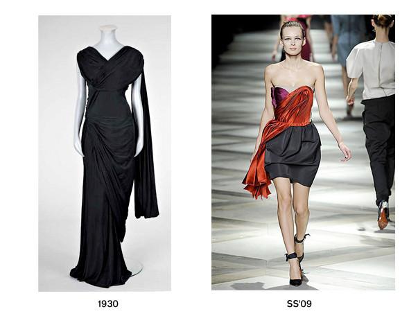 Хронология бренда: Lanvin. Изображение № 6.