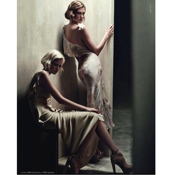 Изображение 24. Рекламные кампании: Chanel, Donna Karan, Stella McCartney и другие.. Изображение № 24.