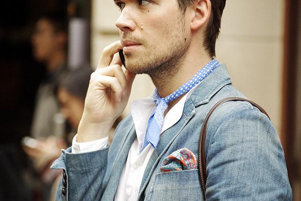 Изображение 24. Детали: Мужская неделя моды в Париже.. Изображение № 24.