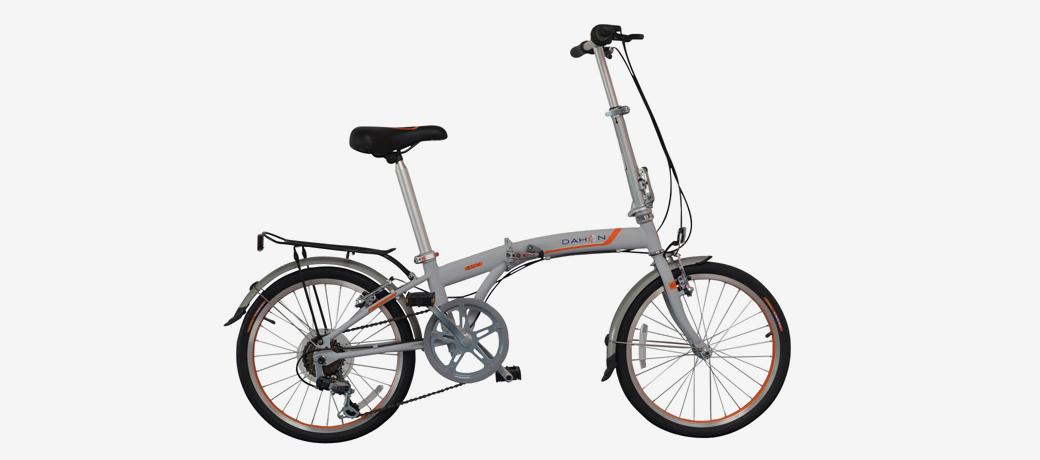 7 складных велосипедов, на которых легко уехать  от забот. Изображение № 3.