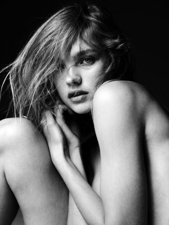 Natalia Vodianova byHedi Slimane. Изображение № 13.