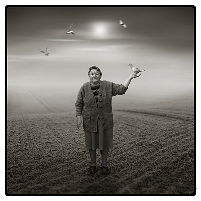 Польский фото-художник Michal Giedrojc. Изображение № 2.