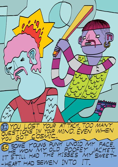 Мэтью Ходсон — человек-лошадь. Изображение № 26.