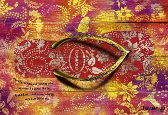 Havaianas: Wonderbra для ног. Изображение № 32.