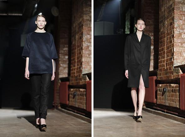 Изображение 8. Bezous FW 2011: брюки со стрелками и платья-футляры.. Изображение № 8.