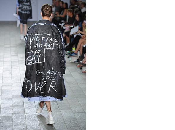 Дизайнер Тигран Аветисян о тавтологии, модном анархизме и сэндвиче из обуви . Изображение №21.