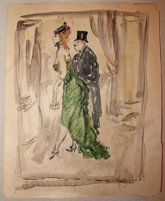 Универсальный художник - В.И. Соболевский. Изображение № 2.