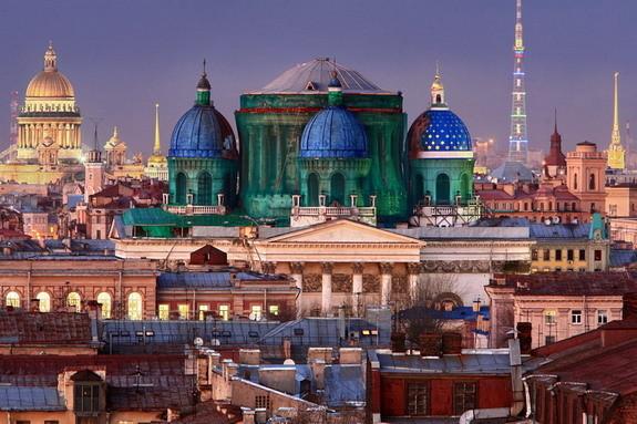 «Потрясающий город» Александра Петросяна. Изображение № 15.