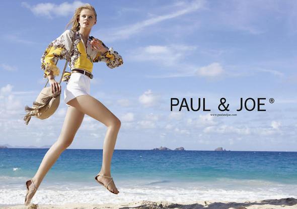 Изображение 1. Рекламные кампании: Yves Saint Laurent, Chanel и другие.. Изображение № 11.
