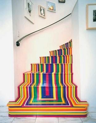 23 необычные лестницы и несколько интересных фактов о них. Изображение № 2.