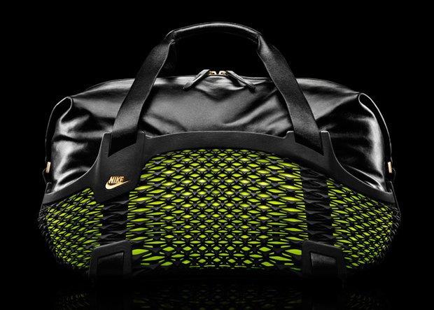 Nike представила напечатанную на 3D-принтере сумку. Изображение № 1.