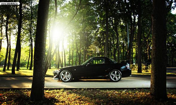 Honda S2000 & Kate Moon. Изображение № 8.