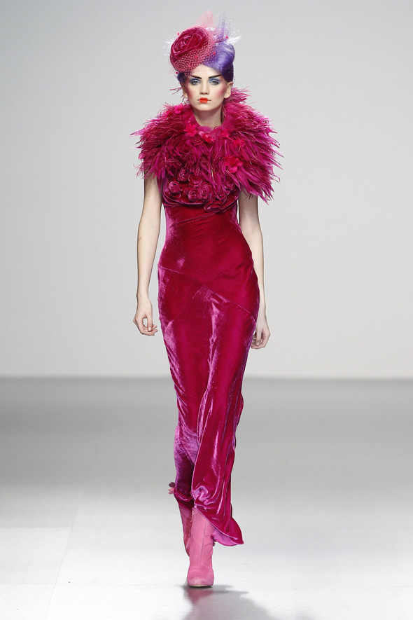 Madrid Fashion Week A/W 2012: Elisa Palomino. Изображение № 3.