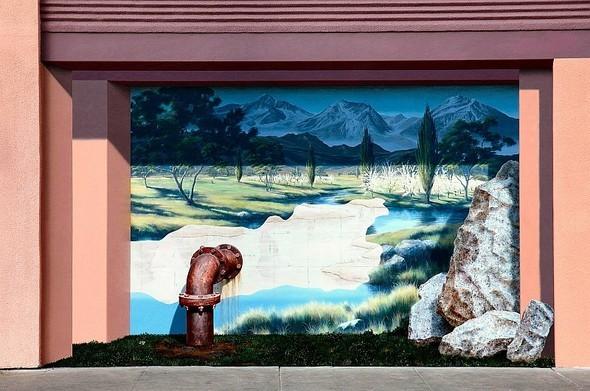 3D-маскировка городских стен от Джона Пью. Изображение № 9.