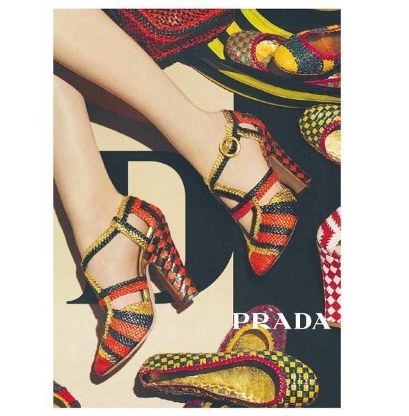 Изображение 38. Рекламные кампании: Lanvin, Prada, Balenciaga и другие.. Изображение № 16.