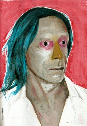 Абсурдные и привлекательные портреты Хуима Тио. Изображение № 3.