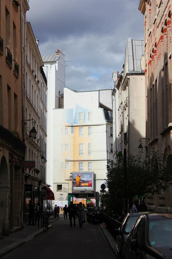 Стрит-арт центра Парижа. Изображение № 12.
