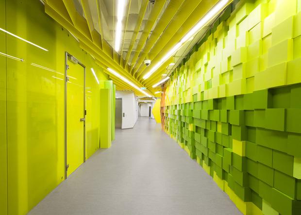 Появились фотографии нового офиса «Яндекса» в Санкт-Петербурге. Изображение № 10.