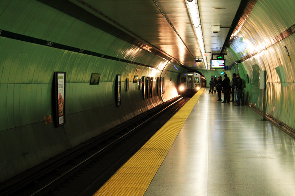 Торонтовская подземка. Изображение № 4.