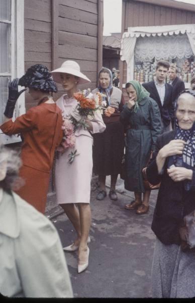1959 г. Christian Dior в СССР. Изображение № 12.