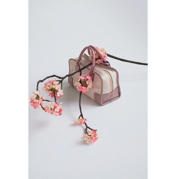 Изображение 8. Лукбук: Loewe Cherry Blossom.. Изображение № 8.