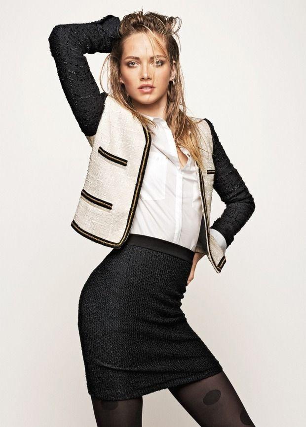 Вышли новые лукбуки Zara, Free People, Mango и других марок. Изображение № 54.