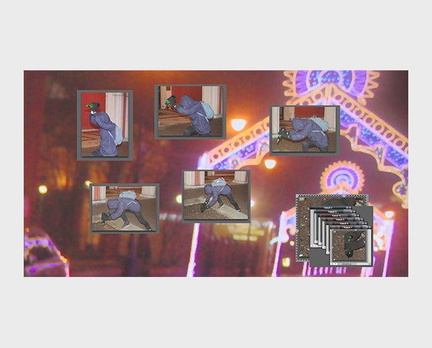 Художница познаёт реальность скриншотами . Изображение № 27.