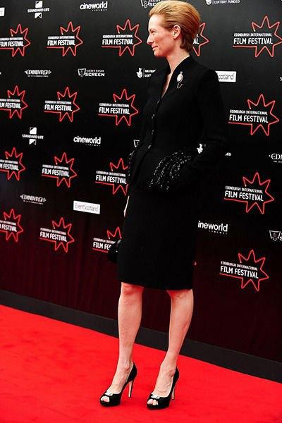 Тильда Суинтон, актриса. Изображение № 37.