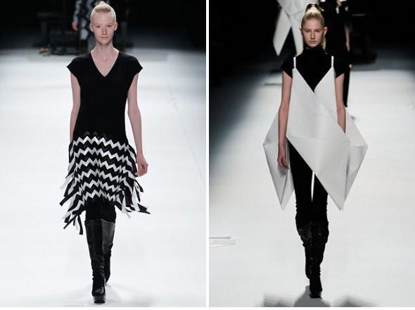 Изображение 3. Paris Fashion Week: две японские марки.. Изображение № 2.