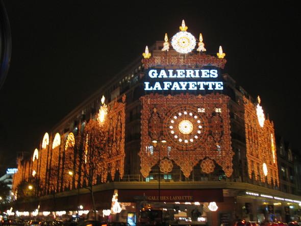 Париж Рождественский. Изображение № 8.