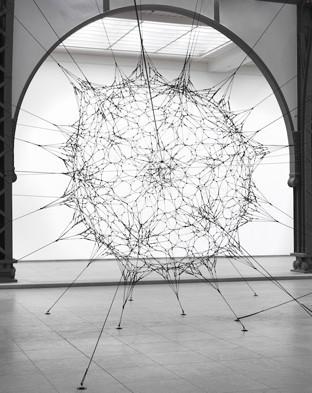 Найдено за неделю: Город будущего в пузырях, гигантская голова и вышитая книга. Изображение № 6.