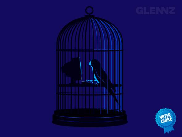 Веселые картинки Glenna Jonesa. Изображение № 44.