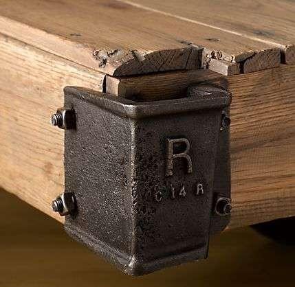 Неотёсанная мебелюшка. Изображение № 2.