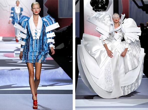 Неделя моды в Париже: день пятый. Изображение № 16.