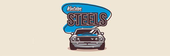 Винтажные логотипы вдохновляют. Изображение № 37.