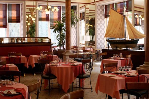 Ресторан Le Chateaubriand. Изображение № 26.