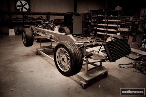 DeLorean. Автомобиль-легенда. Части 5 & 6. Конец. Изображение № 4.