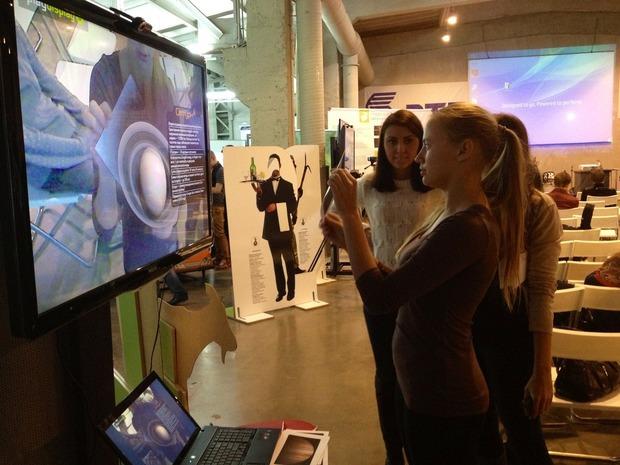 В Москве прошла неделя молодежных инноваций. Изображение № 1.