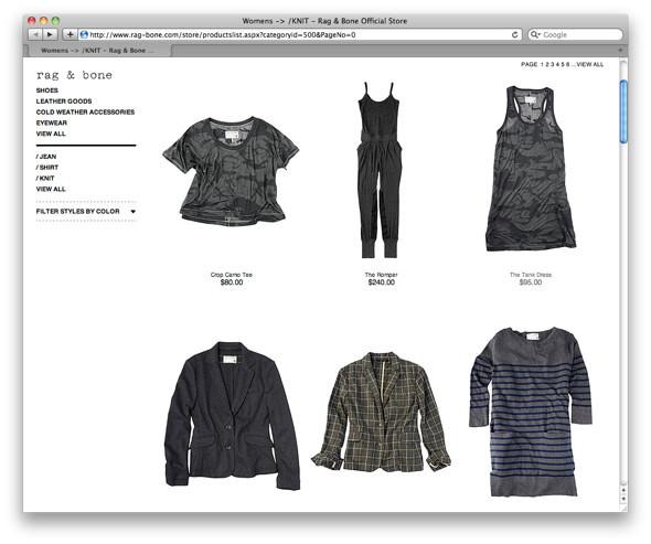 Дизайнеры открывают интернет-магазины. Изображение № 13.