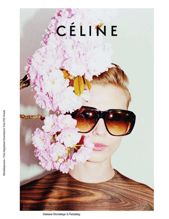 Превью кампании: Celine FW 2011. Изображение № 1.