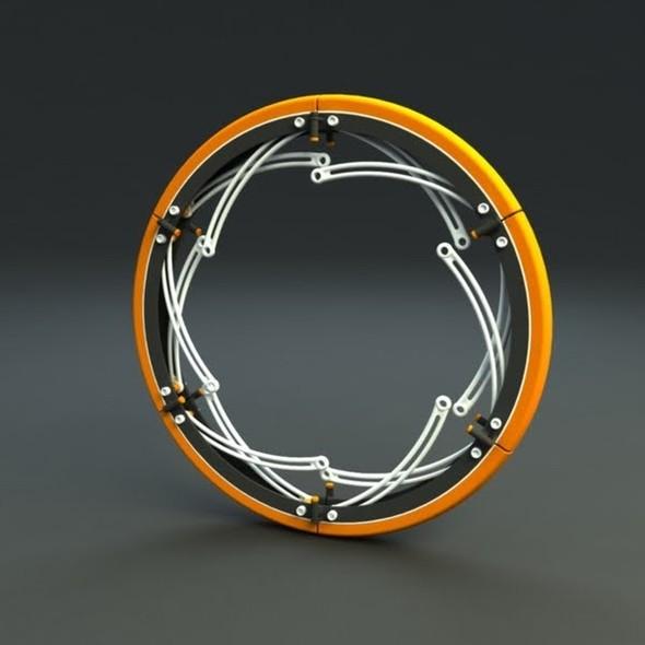 Складной велосипед ECO. Изображение № 3.