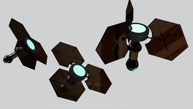 Концепт недели: Летающие роботы-уборщики. Изображение № 5.